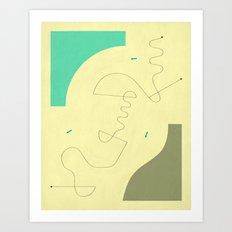 ALTERED EGO Art Print