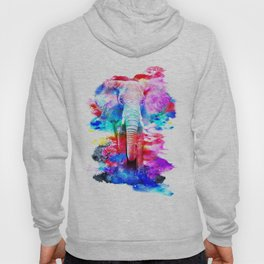 Elephant's Song Hoody