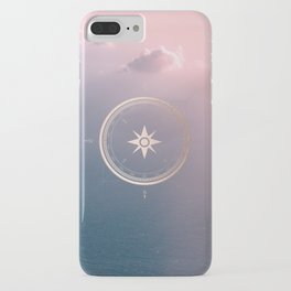 The Edge of Tomorrow - Rosegold Compass iPhone Case