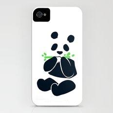 Panda Slim Case iPhone (4, 4s)