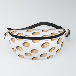 Cannabis Seeds All Over Fanny Pack
