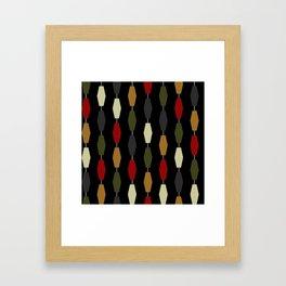 Colima - Black Framed Art Print