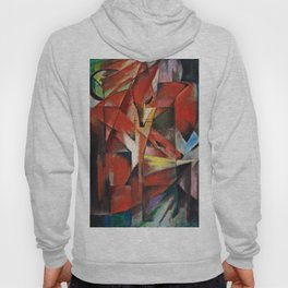 Franz Marc  -  The Foxes Hoody