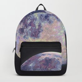 Blue moon Backpack
