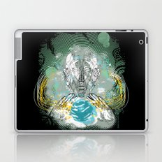 spatial golem Laptop & iPad Skin
