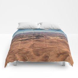Canyonlands Comforters