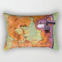 Do Not Open Rectangular Pillow
