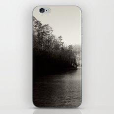 Black & White Lake iPhone & iPod Skin