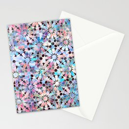Hara Tiles Multi Stationery Cards