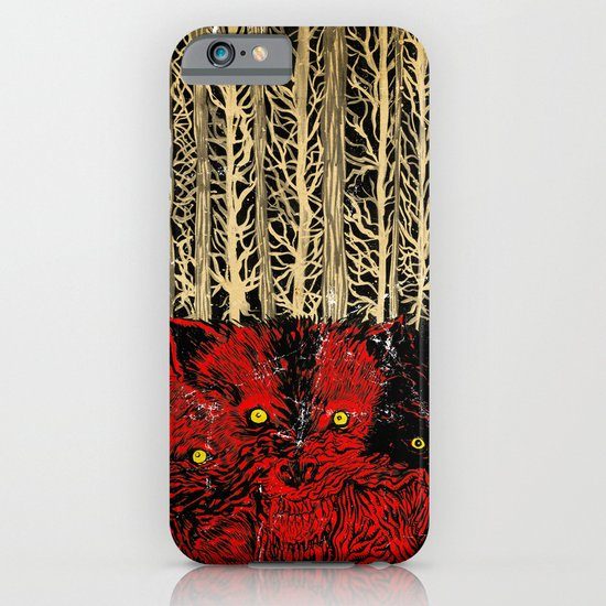 HELL WOLVES iPhone & iPod Case