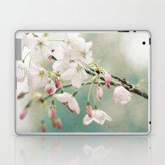 apple blossoms Laptop & iPad Skin