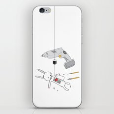 RABBIT FIX (SAVED RABBIT SERIES 2) iPhone & iPod Skin