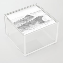 Waves Acrylic Box