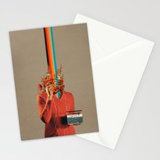 Musicolor Stationery Cards