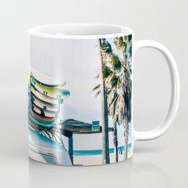 Surfing van Coffee Mug