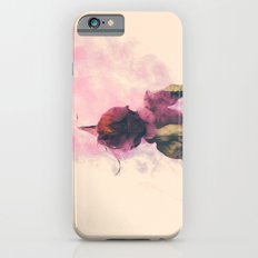 Rose and Smoke Romance iPhone 6s Slim Case