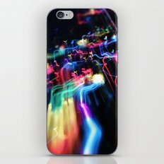 Wired Rainbow iPhone & iPod Skin