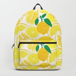 Lemon Harvest Backpack