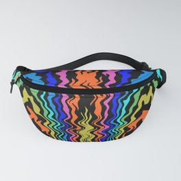 Bewitching Flame Fanny Pack