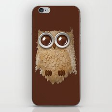 Owlmond 2 iPhone & iPod Skin