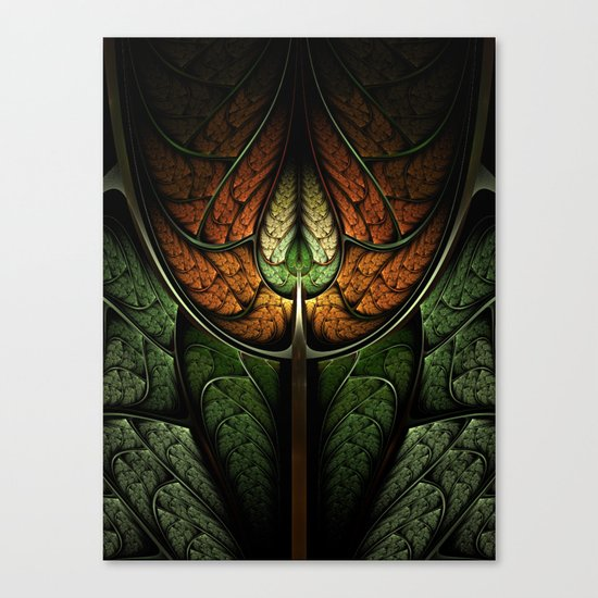 Elven Forest Canvas Print