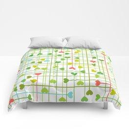 CORAZONES VAN II Comforters