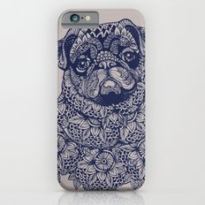 MANDALA OF PUG Slim Case iPhone 6
