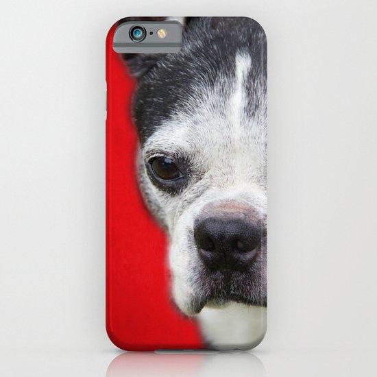 Tuxedo Man iPhone & iPod Case