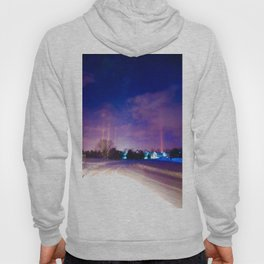 """Light Pillars"" Hoody"