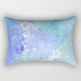 Soft Bliss No.1g by Kathy Morton Stanion Rectangular Pillow