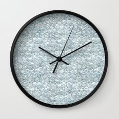 bubble wrap! Wall Clock