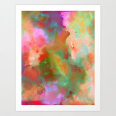 Waterscape 003 Art Print