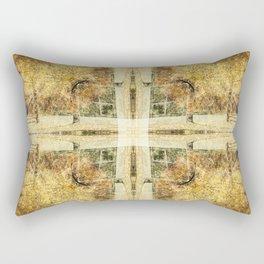 Fall Tres Reflection 4 Rectangular Pillow