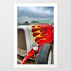 32' Ford Art Print