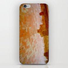 EL CIELO ESTÁ ENLADRILLADO... iPhone & iPod Skin