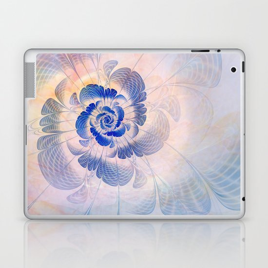 Floral Impression Laptop & iPad Skin