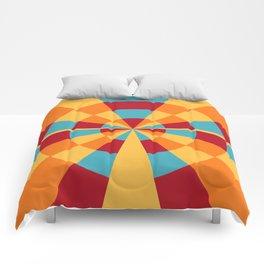 Bull's Eye Comforters