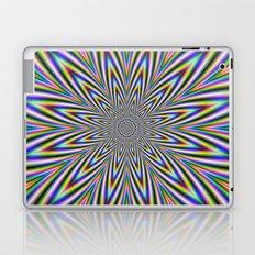 Psychedelic Star Laptop & iPad Skin