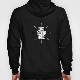 Women's March Womens Rights Feminine Protest Shirt Dark Hoody
