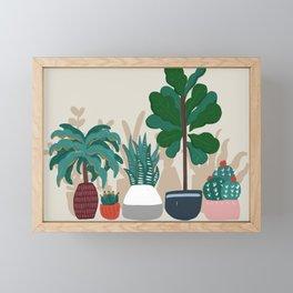 Earth Day Framed Mini Art Print