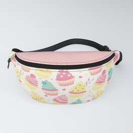 Sweet Cupcakes 2 Fanny Pack