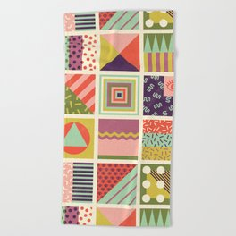 Patternz Beach Towel