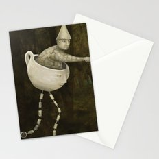 Teacup Greetings Stationery Cards