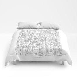 Edinburgh, Scotland Comforters