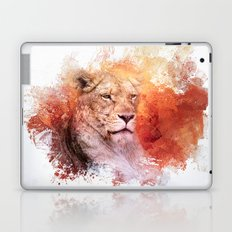 Expressions Lioness Laptop & iPad Skin