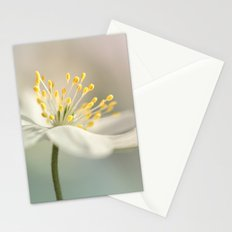 Loveable Wood Anemone... Stationery Cards