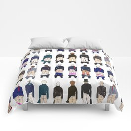 President Butts Comforters