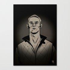 Ryan by night Canvas Print