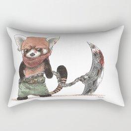 Panda Roux Barbare Rectangular Pillow