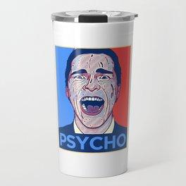 American Psycho Travel Mug